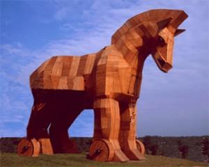 Trojan Horse of Troy